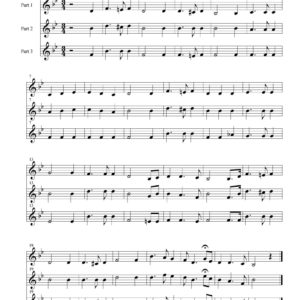 Hymns for F Instruments
